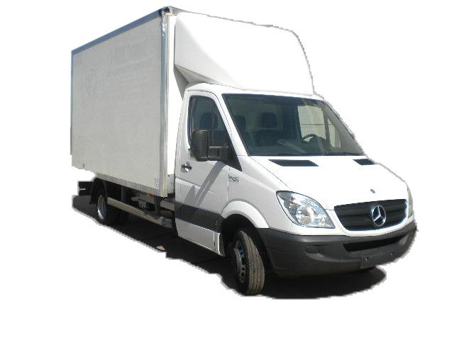 Мерседес спринтер грузовой фургон фото