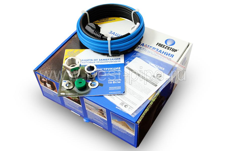 стоимость монтажа саморегулирующегося нагревательного кабеля