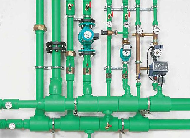 Отопление водоснабжение инженерные системы монтаж