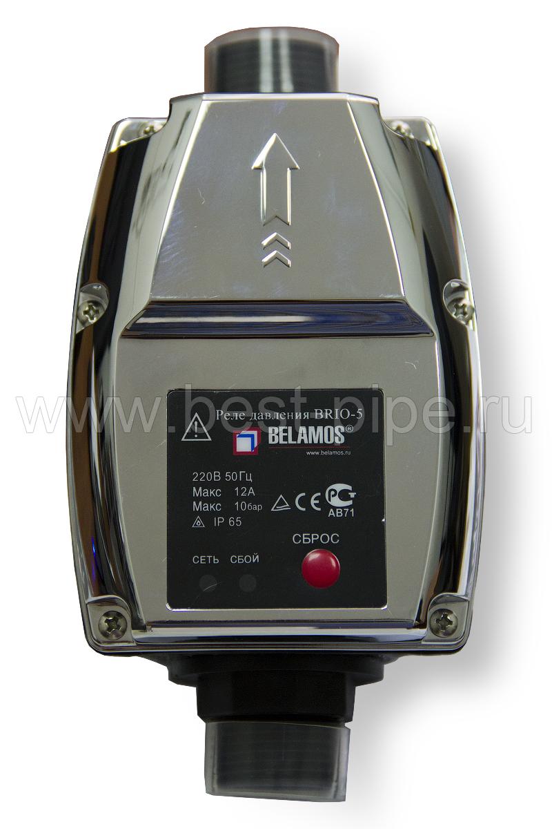 погружные насосы с электронным реле давления схема